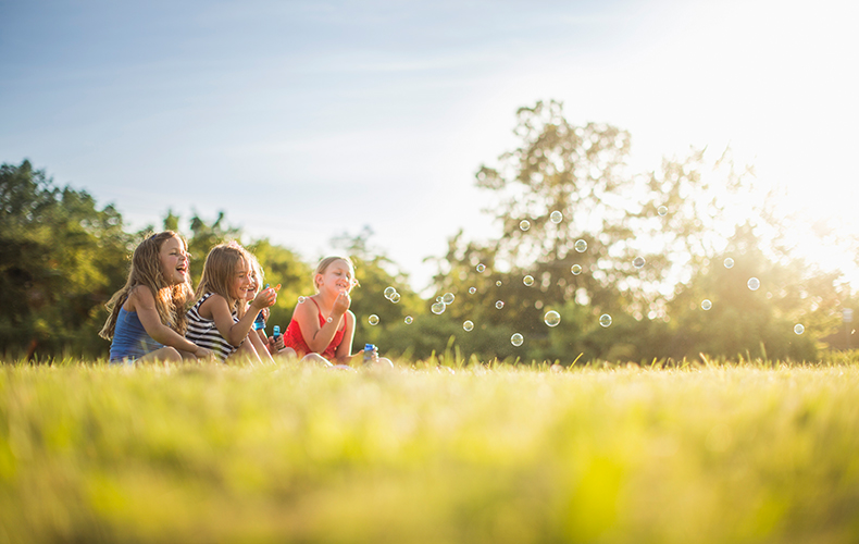 Outside Play is Crucial for Emerging Readers and Writers